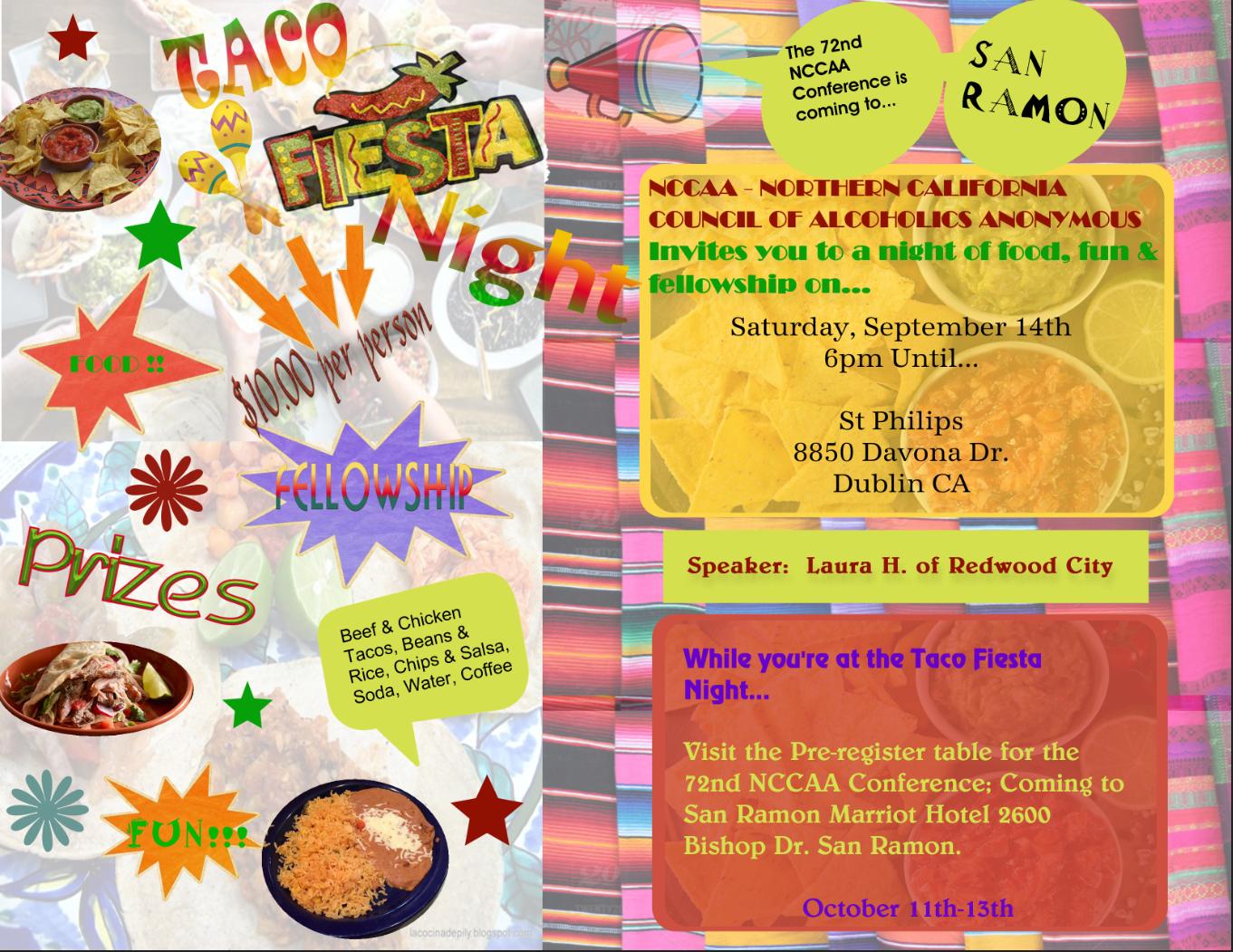 Taco Night Fiesta